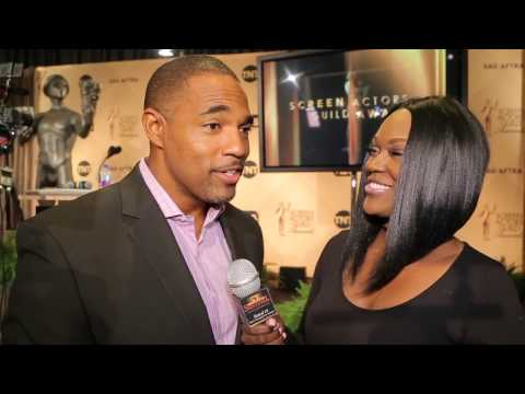 Jason George Talks Diversity at SAG Awards Nominations