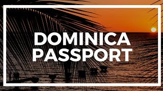Does a Dominica passport get visa-free travel access to the EU?
