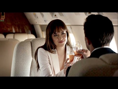 NEW 'Fifty Shades Freed' Trailer: Anastasia Fully Embraces Being Mrs. Christian Grey