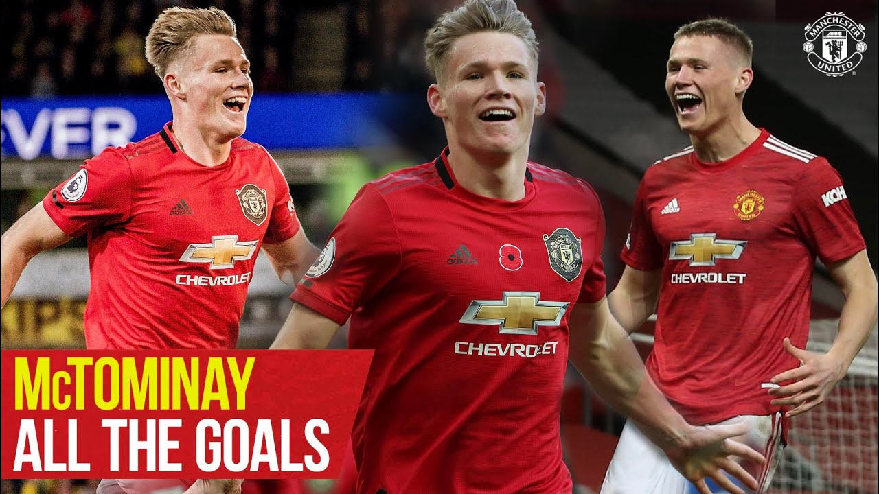 Download All The Goals | Scott McTominay | Manchester United