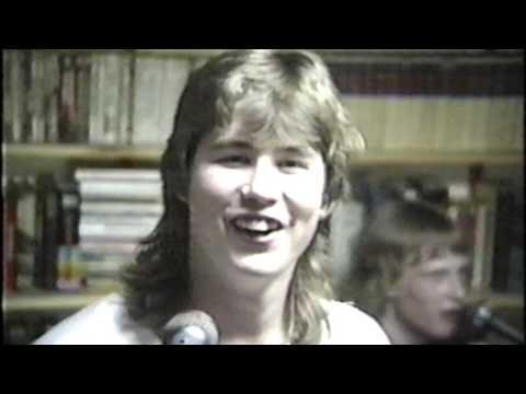 RIFF RAFF Andy Vandendool's Party 1987