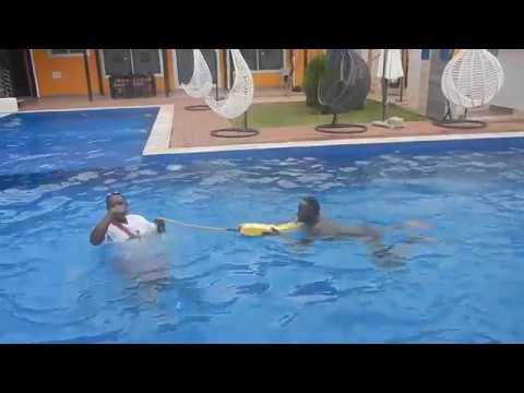 Swim Benin Lifesaving Training