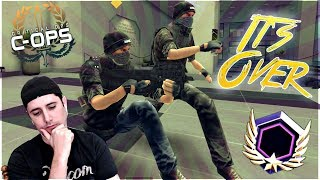 Critical Ops - I GIVE UP - Road to Spec Ops is OVER