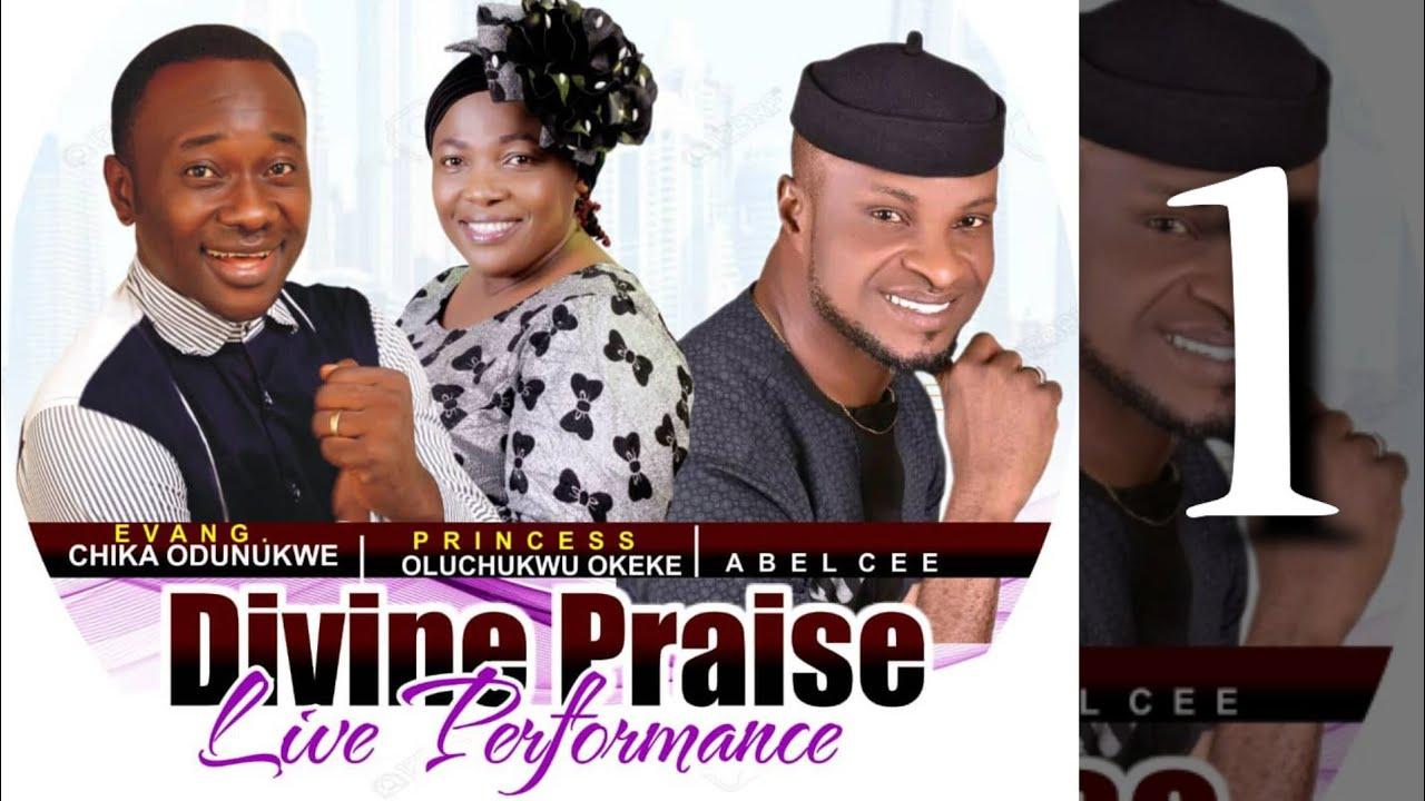 Download Able Cee & Chika Odurukwe & Oluchukwu Okeke — Divine Praise 1 (Live Performance)