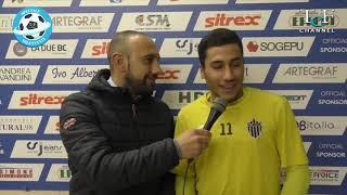 Serie D Trestina-Ponsacco 1-0