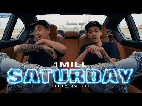 1MILL - SATURDAY (OFFICIAL MV)