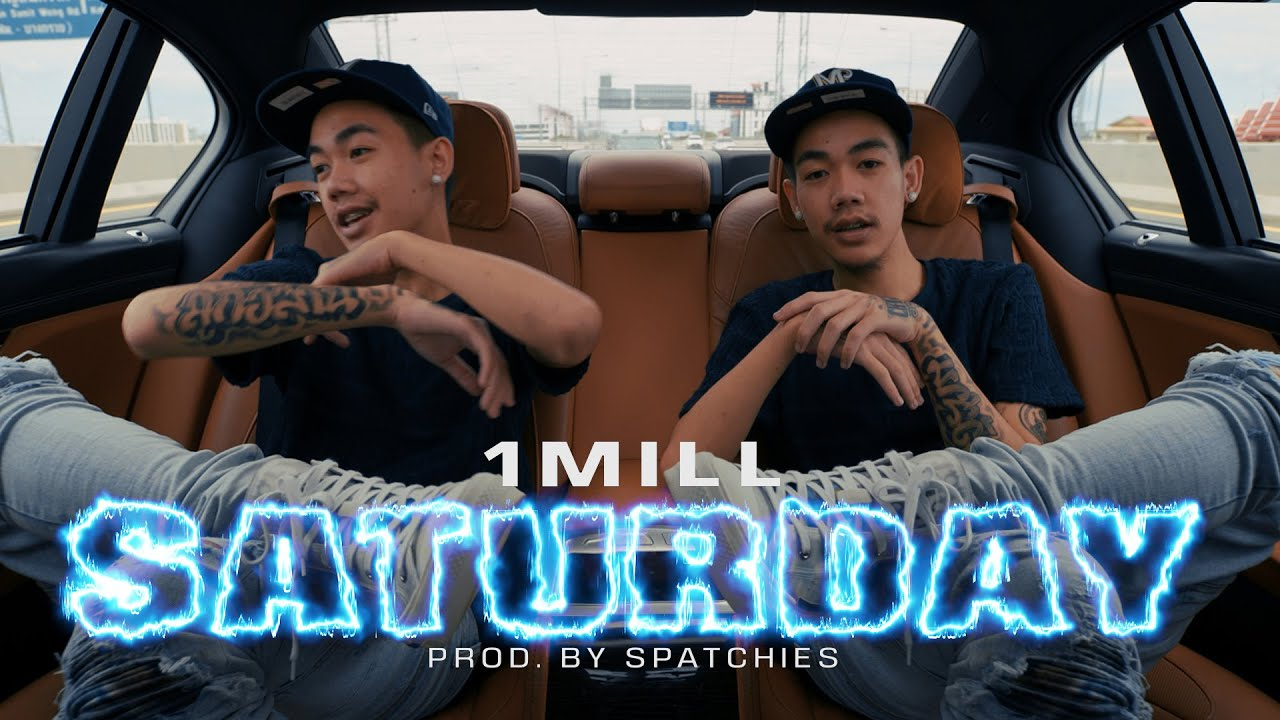 1MILL - SATURDAY (OFFICIAL MV)