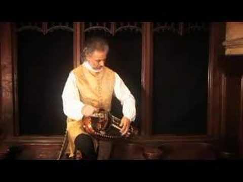 Hurdy gurdy : Purcell Minuets - Dante Ferrara