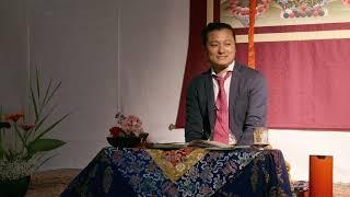 Buddhism. Vipasanna Meditation. Do Tulku Rinpoche. 1st Session