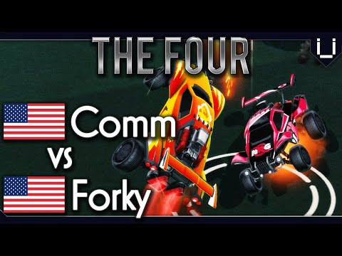 The Four | Comm Vs Forky | Week 3 Series 5