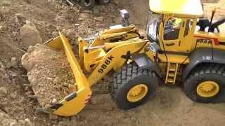 Rc Excavator, RC Trucks, RC Fahrzeuge, Maquinas y camiones rc, rc adventures, aventura 4x4