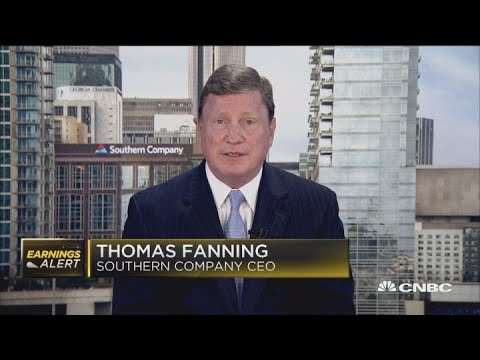 Southern Company CEO on earnings beat: Tax reform had a terrific effect for us