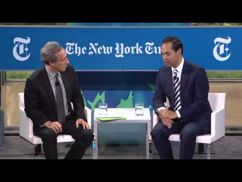 Cities for Tomorrow 2015 - Julian Castro