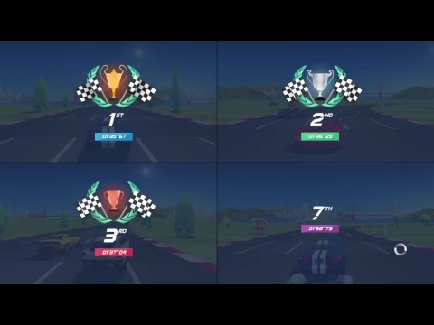ChipsRodrigo's Horizon Chase Turbo Live PS4 Broadcast