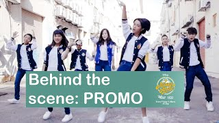 Video CLUB MICKEY MOUSE Dance rehearsal (Behind the scene) download MP3, 3GP, MP4, WEBM, AVI, FLV April 2018