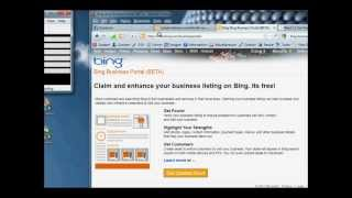 How To Add A Business To Bing - Bing Business Portal