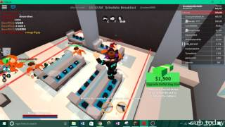 Roblox Jail Break with Savage and DJJ
