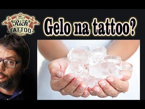 Gelo Na Tattoo Dicas Novas De Cicatrização