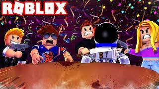 GOING TO THIS ROBLOX PARTY WAS A HUGE MISTAKE! (Breaking Point)