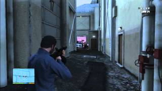 GTA 5 - Hollywood Studios Shootout/Epic Five Star Escape