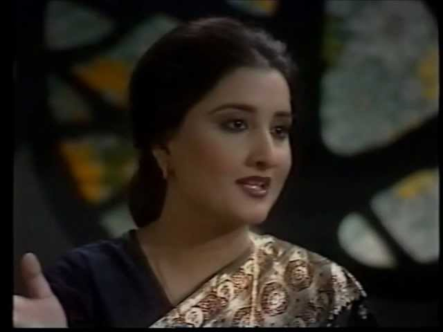 Naheed Akhtar Live Interview For Ptv In (1984)