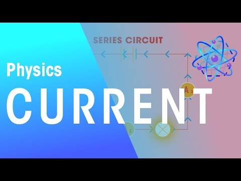 Current | Electricity | Physics | FuseSchool