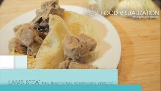 Foodviz • Norwegian Lamb Stew (fårikål)