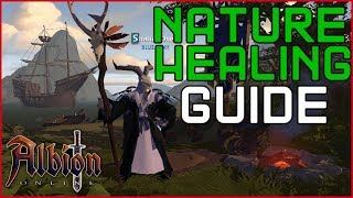 Albion Online l Nature Healing Guide (2018)