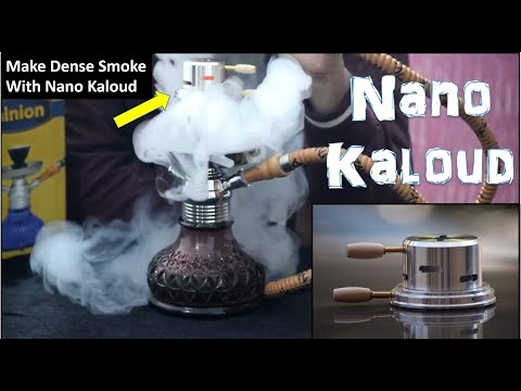 Nano Kaloud Hookah Bowl Heat Management System | Best Shisha Accessories Cheap Price India Market
