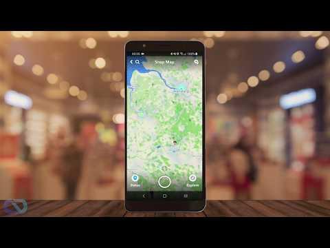 SNAPCHAT MAPS BITMOJI STATUS - How to Change Bitmoji on Snap Map