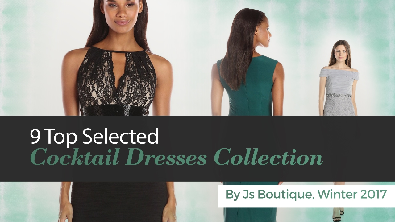 JS Boutique Dresses