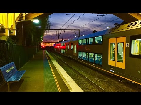 Sydney Trains Vlog 611: Haunted Macquarie Fields