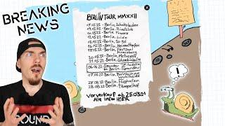 die ärzte kündigen Berlin Club Shows und Open Airs für 2022 an | Breaking News