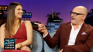 Lake Bell & Rob Corddry's Friendship Has Covered Nearly Everything