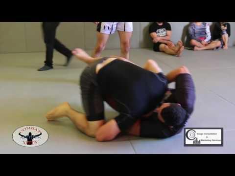 King Of The Mat 10 // Mina Elias of FAA vs. Andrew Vega Jon Manley MMA