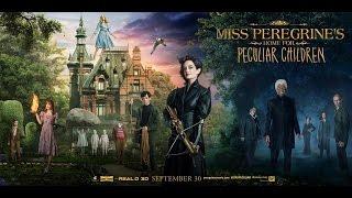Обзор на фильм - Дом странных детей мисс Перегрин