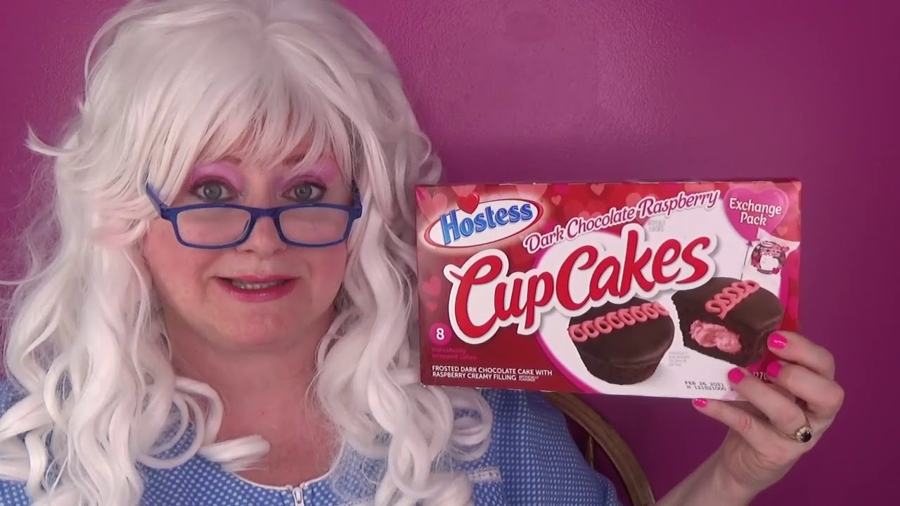 Valentines Day Cupcakes Snack Cakes Hostess Little Debbie Granny McDonald Taste Test