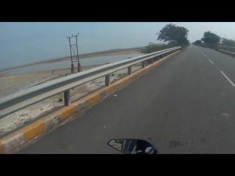 Ride To Sriharikota on KTM RC200 CBR150