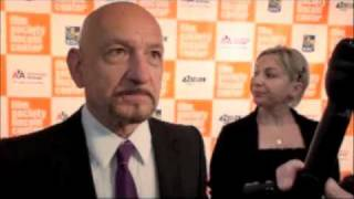 Ben Kingsley interview