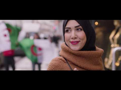 je choisie l'Algérie ... je vote (langue chenoui)
