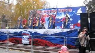 MVI 4379  Воронеж  танец Шалахо