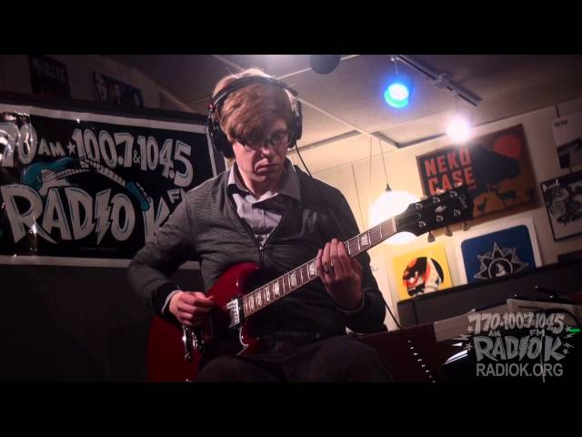 "PRGRPHS - ""Last Words: Kurt Russel"" (Live on Radio K)"
