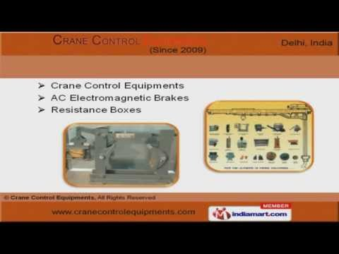 Crane Spare Parts by Crane Control Equipments, New Delhi