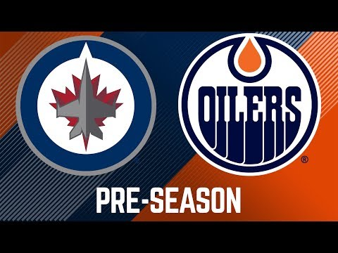 FULL GAME ARCHIVE | Oilers vs. Jets - Pre-Season