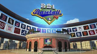 R.B.I. Baseball 14 - Boston Red Sox v St. Louis Cardinals Gameplay HD