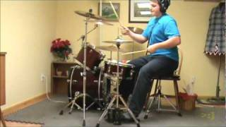 Under The Knife - Rise Against Drum Cover