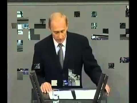 Putin Spricht Deutsch