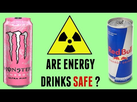 Are Energy Drinks Bad Too Many Chemicals