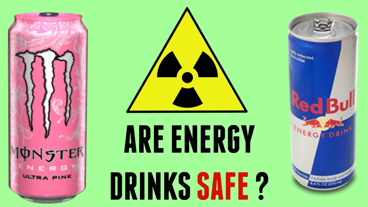 Bad Things In Energy Drinks