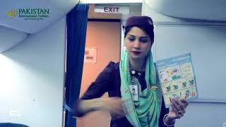 PIA Airhostess